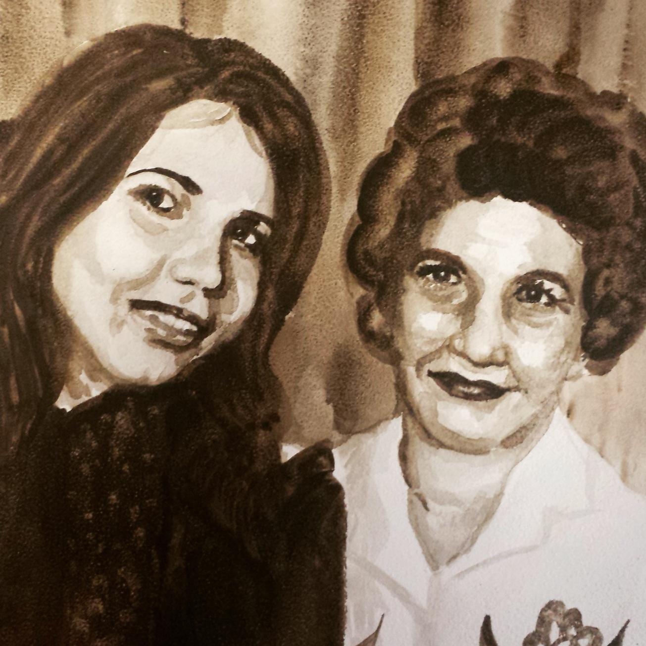 mom and gma 2